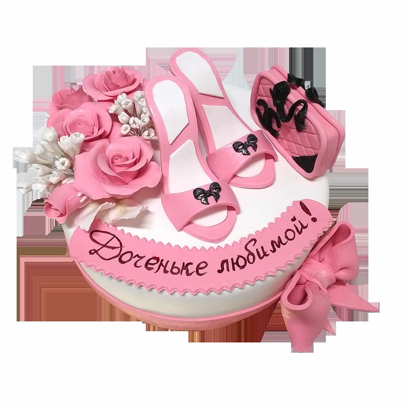 Заказной торт для девочки